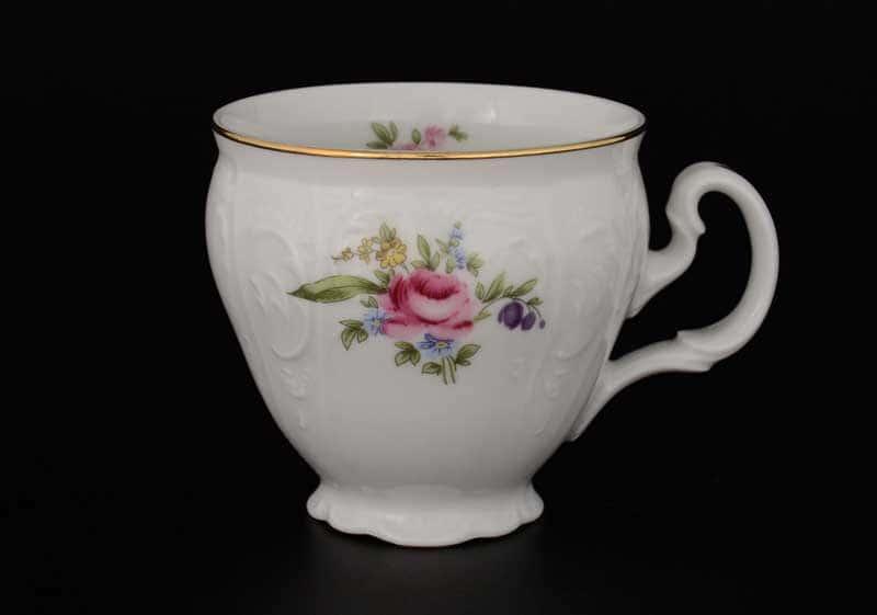 Бернадотт Полевой цветок 9011 Чашка кофейная 170 мл