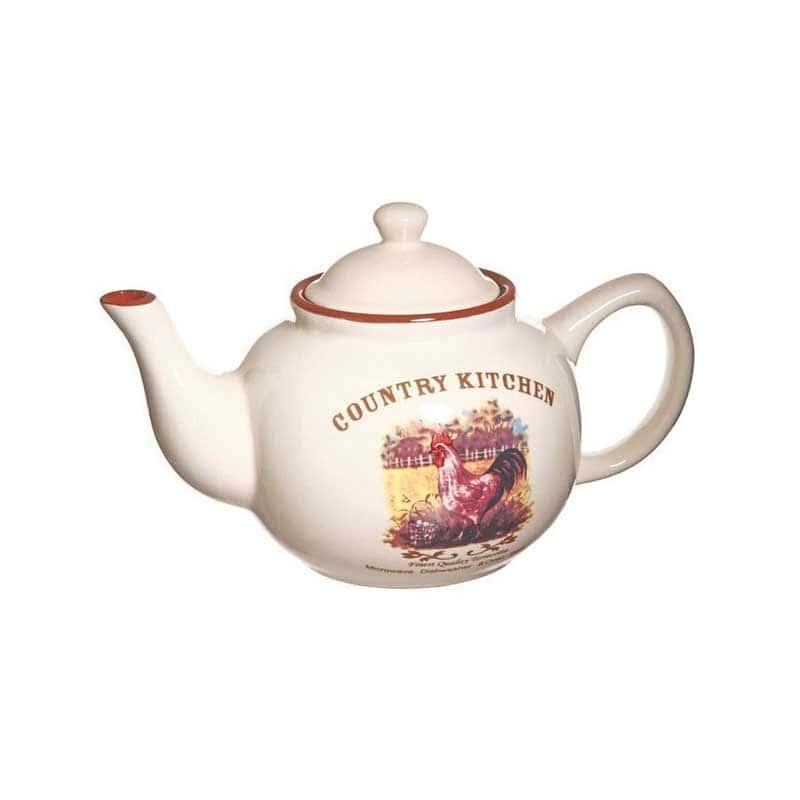Деревенское утро Чайник заварочный Terracotta из Китая в подарочной упаковке