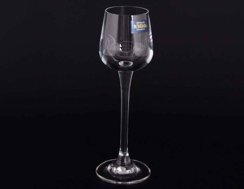 AMUNDSEN Набор рюмок для водки Crystalite Bohemia 60 мл