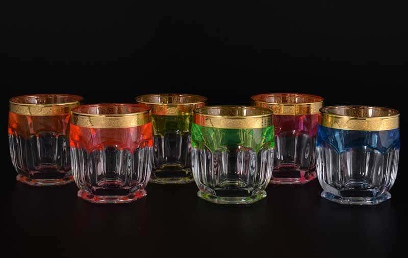 Сафари Неон B-G фон Набор стаканов для виски