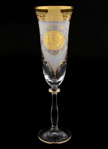 Версаче Лев R-G фон Анжела Набор фужеров для шампанского 190 мл (6 шт)