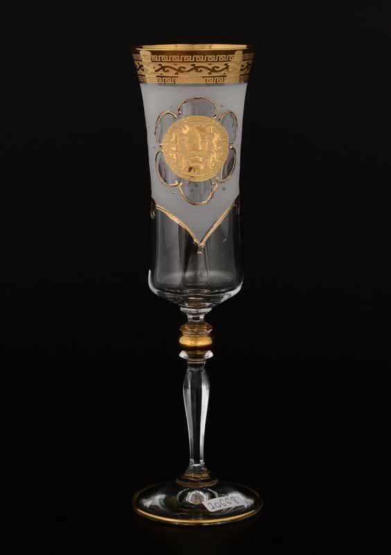Версаче Лев R-G Грейс Набор фужеров для шампанского 190 мл (6 шт)