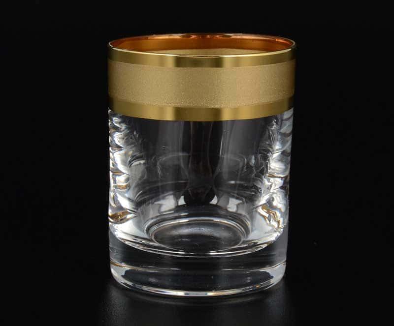 Матовая полоса Набор стопок для водки Balvinglass (6 шт)