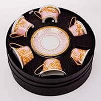 Бизант Набор для чая (чашка и блюдце) Rosenthal на 6 персон
