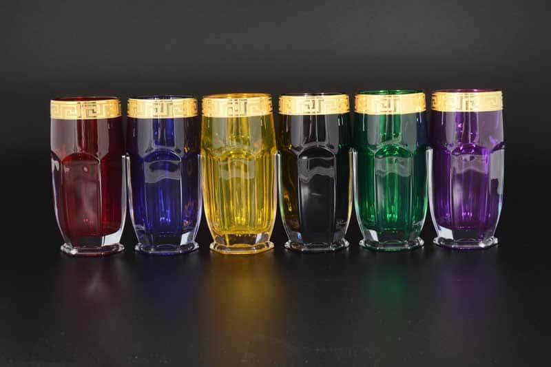 Фестиваль Костка Сафари Набор стаканов для воды 300 мл (6 шт)