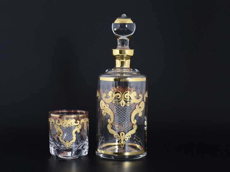 Камал А-М Набор для виски 7 предметов Atelier Marie