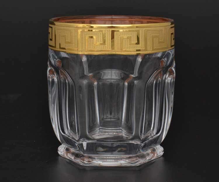 Сафари Костка Набор стаканов для виски Crystalite 250 мл (6 шт)