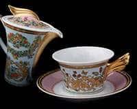 Ле Жардин Пара чайная 220 мл 2 предмета Rosenthal