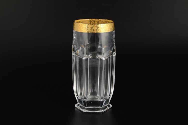 Сафари Фьюжен Мозер Набор стаканов для воды 300 мл Кристалайт