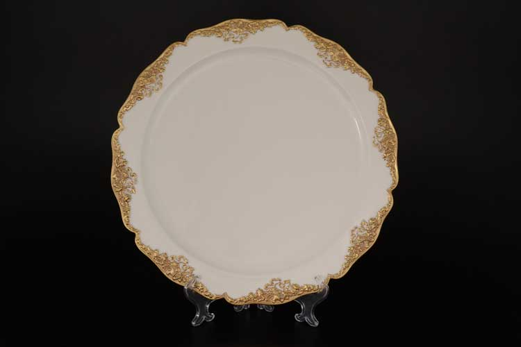 CATTIN Блюдо круглое фарфоровое 33 см