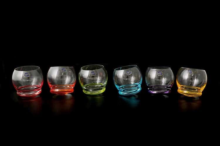 Crazy Кристалекс Набор стаканов для воды 390 мл (6 шт)