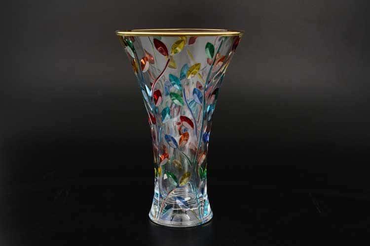 Дуе Зета Лаурус Ваза для цветов иксовка 30 см