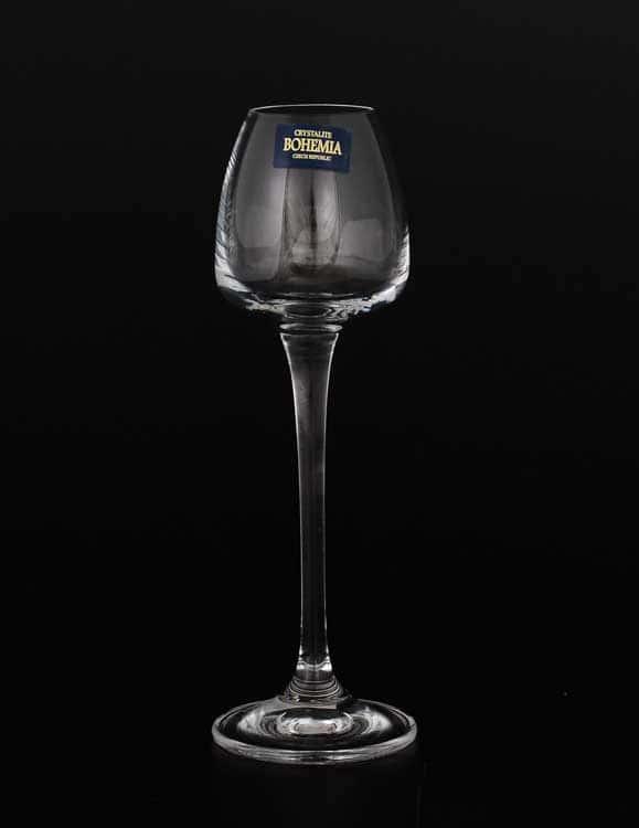 ALIZEE Набор рюмок для водки 70 мл Crystalite (6 шт)