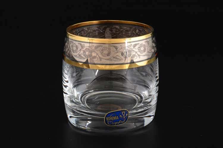 Идеал Панто Набор стаканов для виски Bohemia Crystal 230 мл