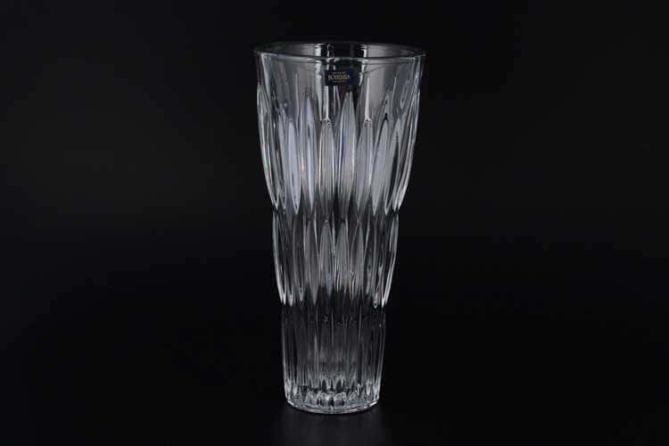 SATURN-NEW NOVA Ваза для цветов Crystalite Bohemia 28 см