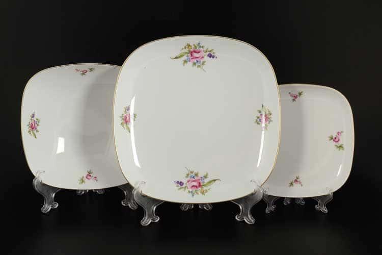 Полевой цветок (9011) Набор тарелок 18 предметов Thun