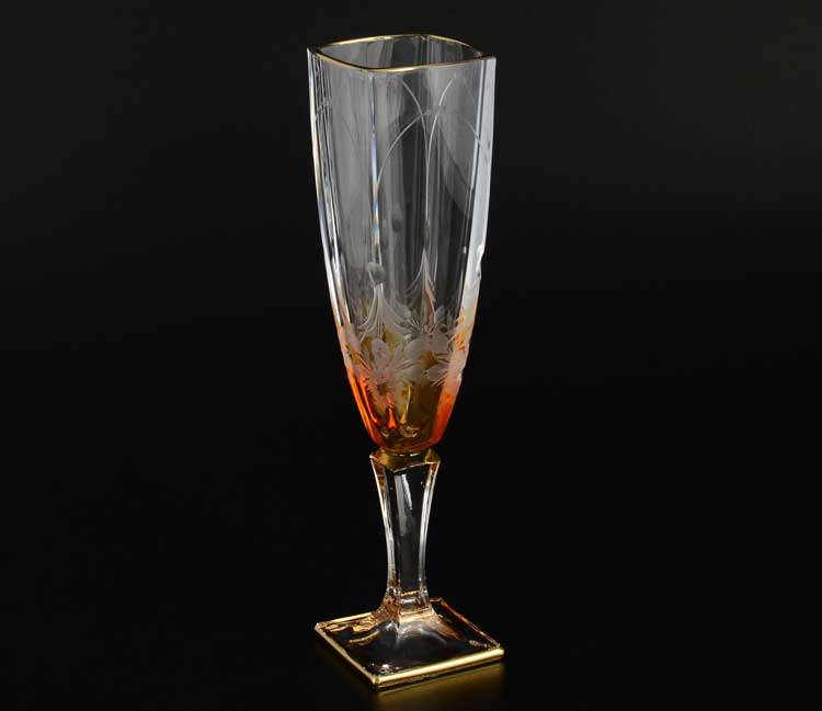 AREZZO Набор фужеров для шампанского 140 мл (6 шт)