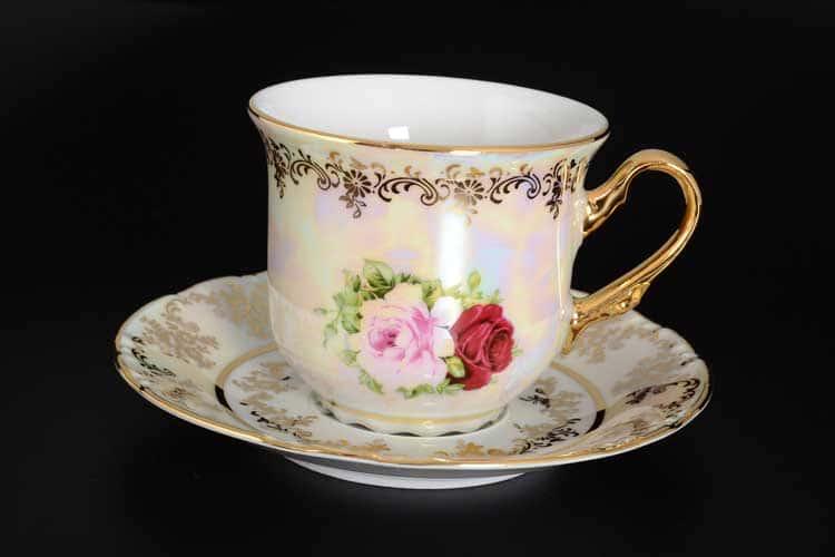 Констанция 7635600 Набор чайных пар Thun 240 мл (6 пар)