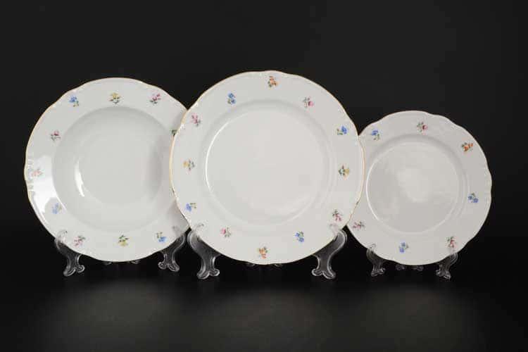 Констанция 7635700 Набор тарелок Thun 18 предметов