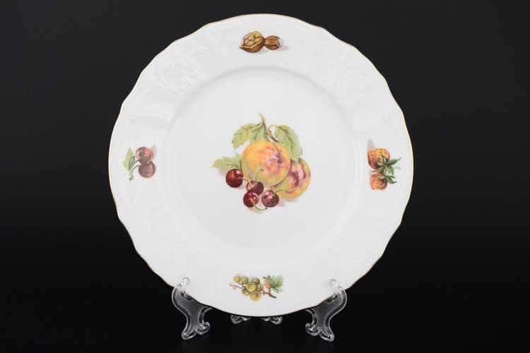 Бернадотт Фрукты Набор тарелок 17 см (6 шт)