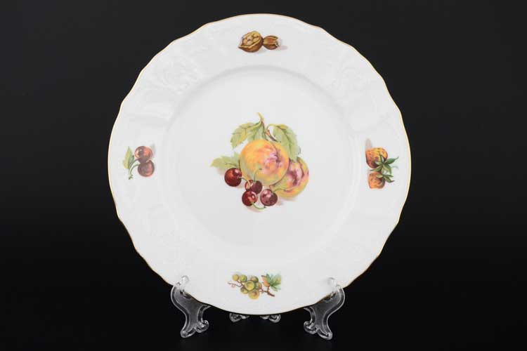 Фрукты Бернадотт Набор тарелок 19 см (6 шт)
