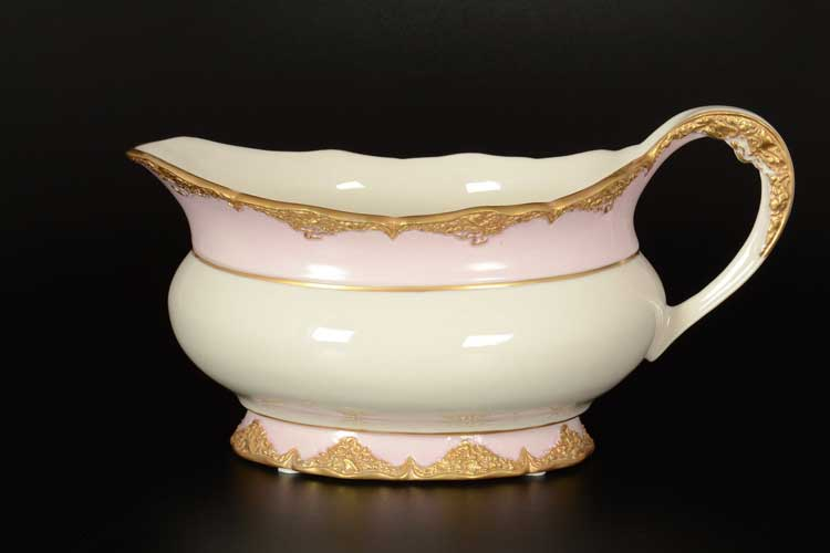 CATTIN розовый Соусник из фарфора