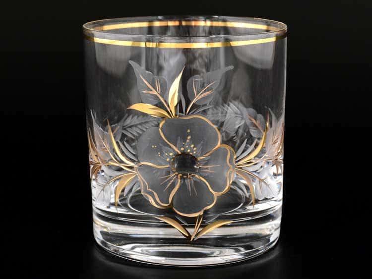 Анжела E-V 306 Набор стаканов для виски 280 мл Bohemia (6 шт)