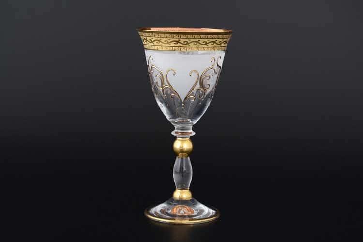 Версаче Грация B-G фон Набор бокалов для вина