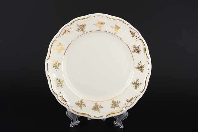 Мария Луиза IVORY 8804810 Набор тарелок 19 см Thun (6 шт)