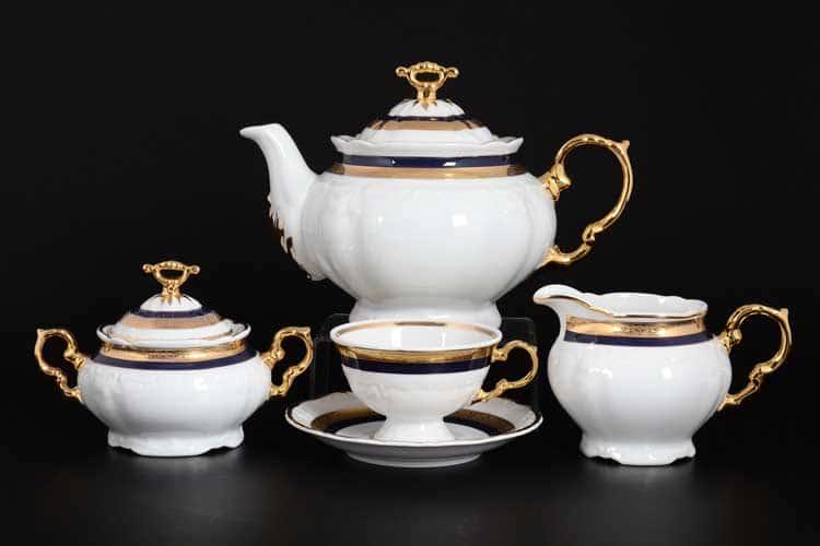 Мария Луиза 8800500 Чайный сервиз Thun на 6 персон 17 предметов