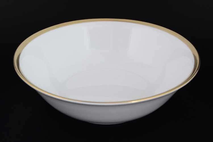 Корона Goldie Салатник 23 см (1 шт) из фарфора
