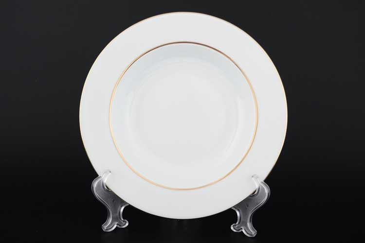 Корона Goldierado Набор тарелок глубоких QC 23 см (6 шт)