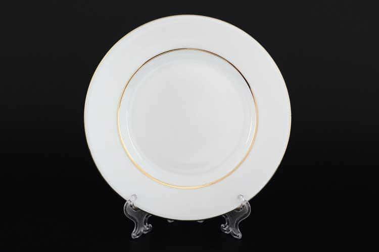 Корона Goldierado Набор тарелок 19 см QC (6 шт)