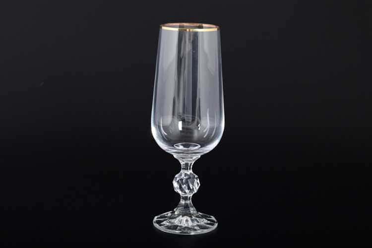40149 V-D Набор фужеров для шампанского 280 мл (6 шт)