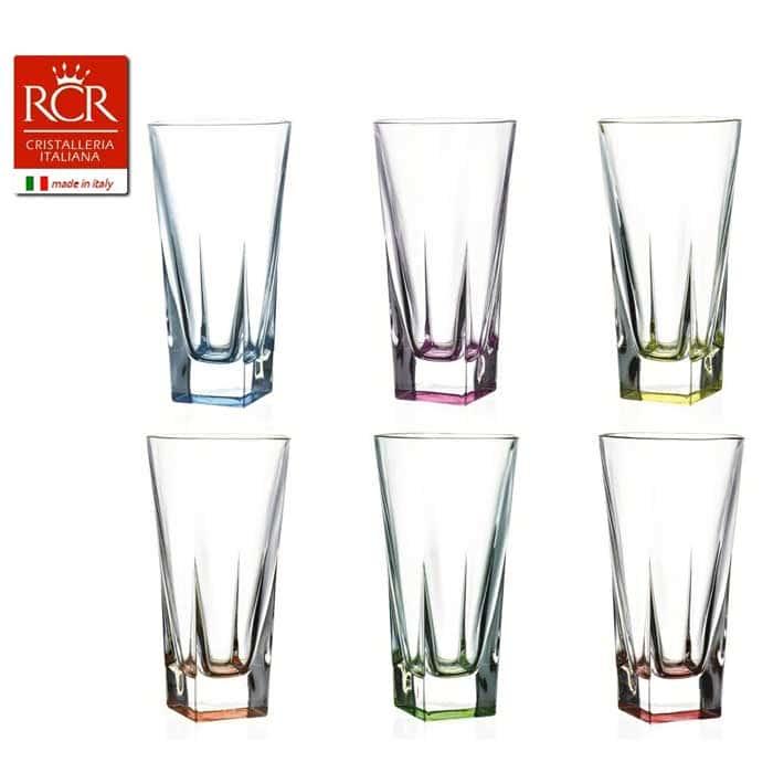 FUSION RCR TRENDS Набор стаканов для воды