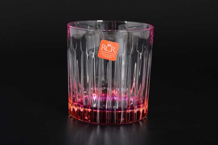 GIPSY - DOF RCR TRENDS Набор стаканов для виски оранжевые