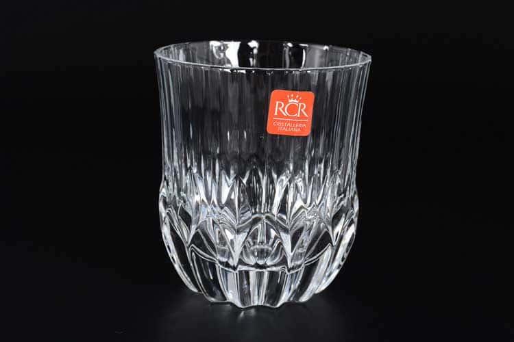 ADAGIO DOF RCR STYLE Набор стаканов для виски