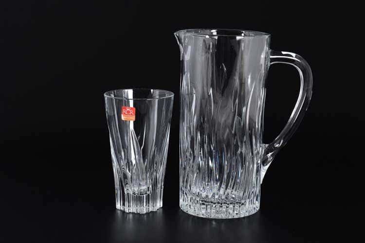 FLUENTE RCR Style Набор для воды 7 предметов