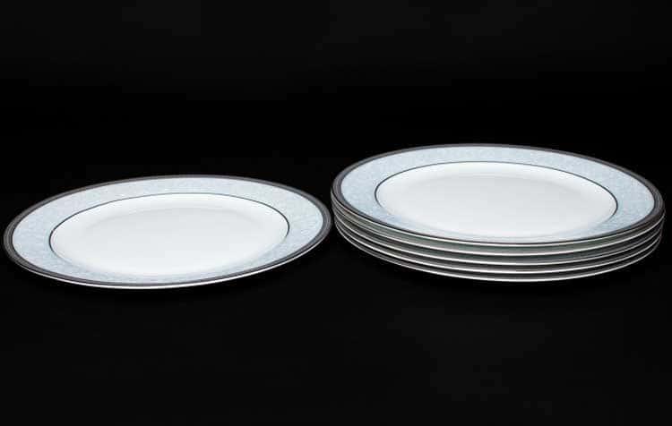 Узор Набор тарелок Rulanda 6 шт. 25 см