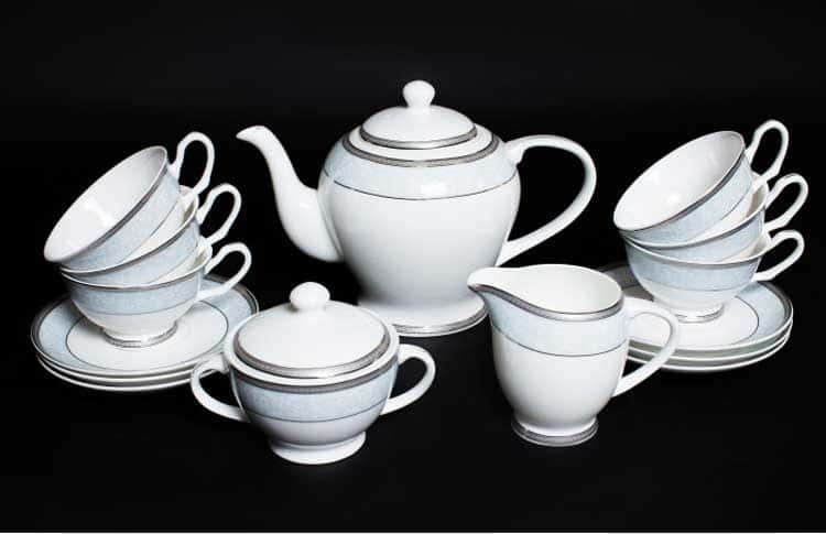 Узор Чайный сервиз Rulanda на 6 персон 15 предметов