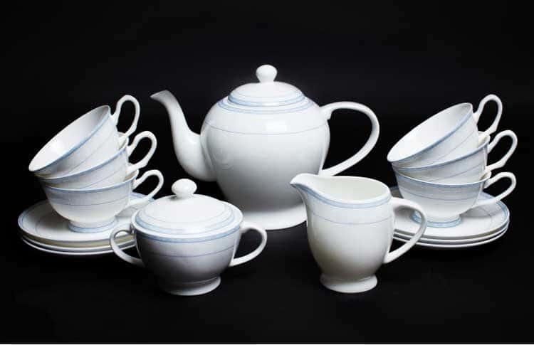 Утренний Чайный сервиз Rulanda на 6 персон 15 предметов