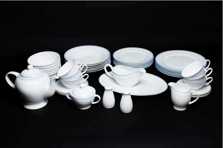 Утренний Чайно-столовый сервиз 6 персон 45 предметов Rulanda