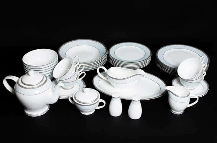 Узор Чайно-столовый сервиз 6 персон 45 предметов Rulanda