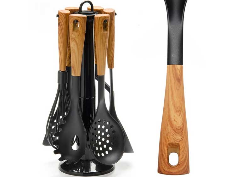 Mayer & Boch Кухонный набор 7 предм./на подставке
