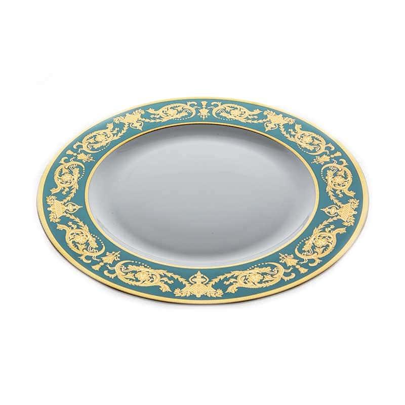 Александрия Блюдо круглое 32 см Bavarian Porcelain