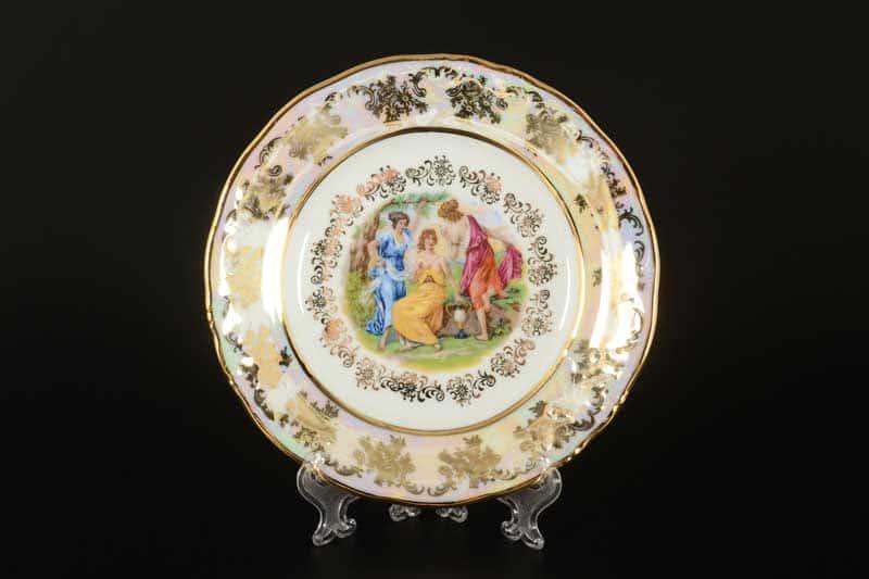 Фредерика Мадонна Набор тарелок 19 см Roman Lidicky (6 шт)