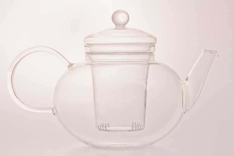 Around tea Чайник заварочный Trendglas с ситом 1,2