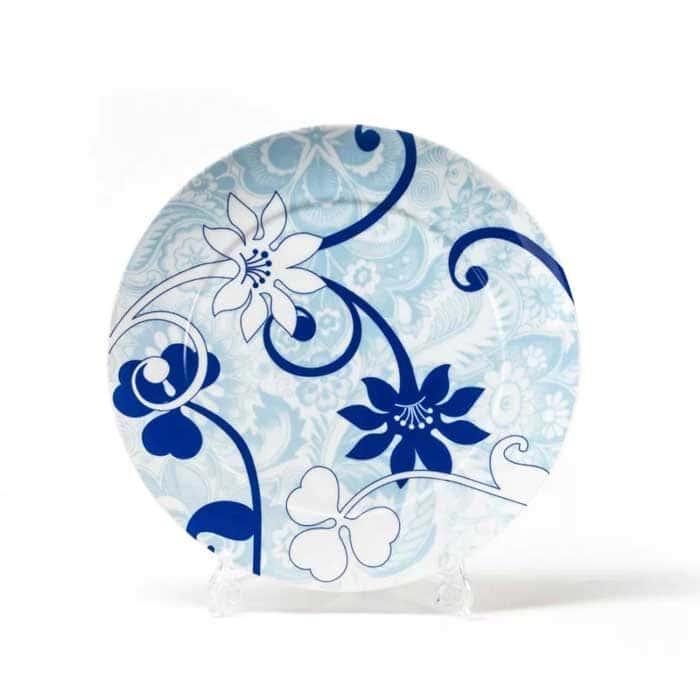 Набор десертных тарелок 19 см 6 шт Bleu Sky 2230 Тунис