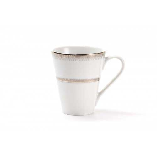 PRINCIER PLATINE 1801 Чашка чайная Тунис 300 мл,