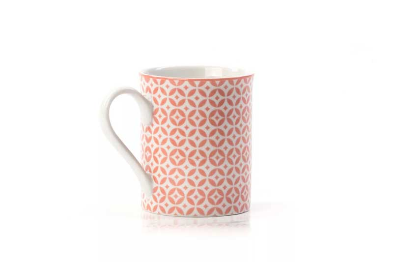 РОЗОВЫЙ ВИТОН Кружка для чая Tunisie 300 мл